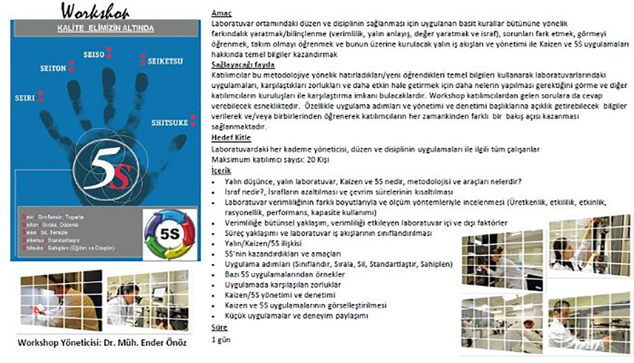 TS EN ISO/IEC 17025 Akreditasyonuna Sahip Deney ve Kalibrasyon Laboratuvarları için