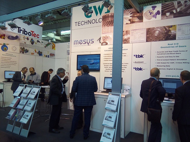 """Please visit """"GWJ Technology GmbH""""  Hall 25, Stand A23 at the HANNOVER MESSE 2019, 01 - 05 April"""